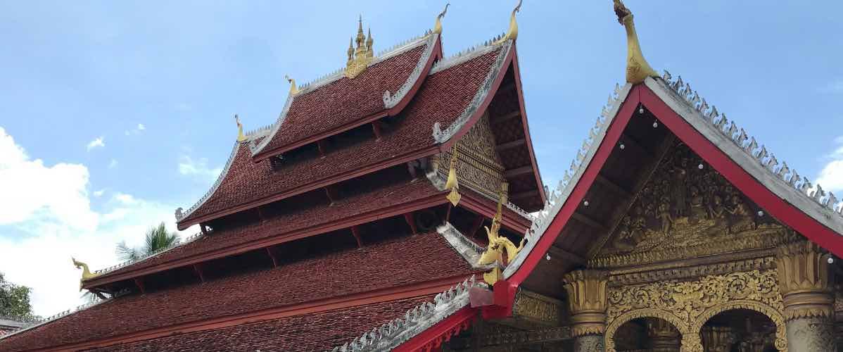 quel temple à Luang Prabang