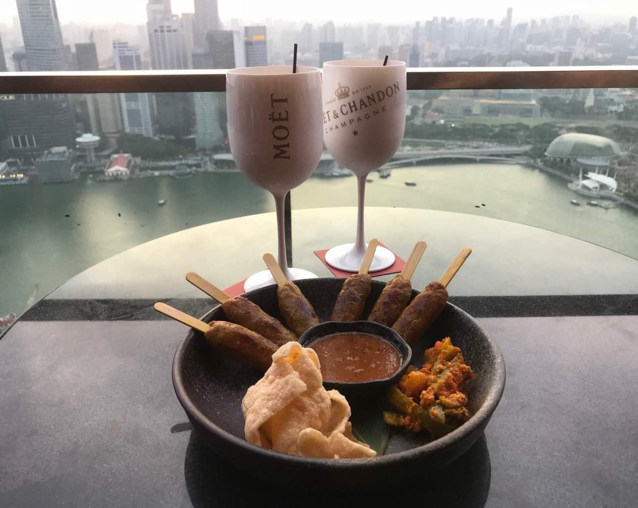 manger à singapour blog de voyage