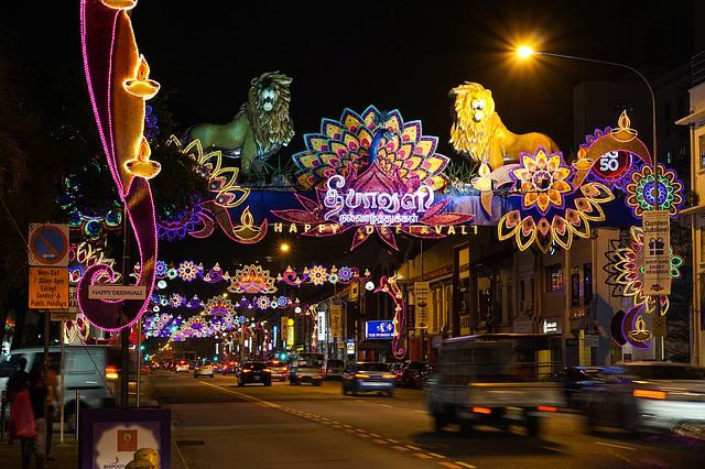 Little India à singapour