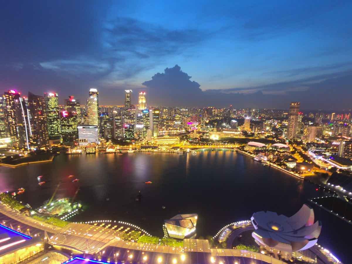 que faire à singapour ? blog de voyage