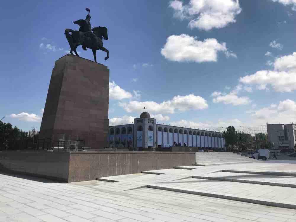 que faire à bichkek?