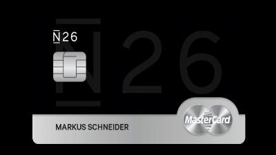 N26 meilleure carte bancaire en voyage