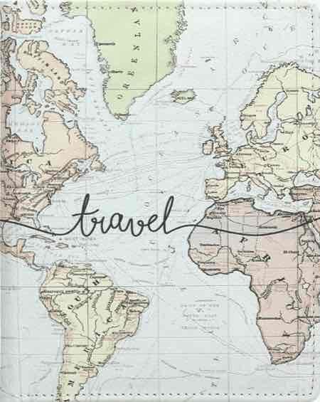 protège passeport pour la voyage