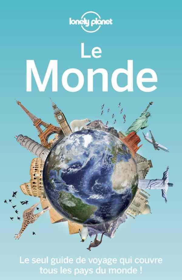 le monde livre pour voyageurs