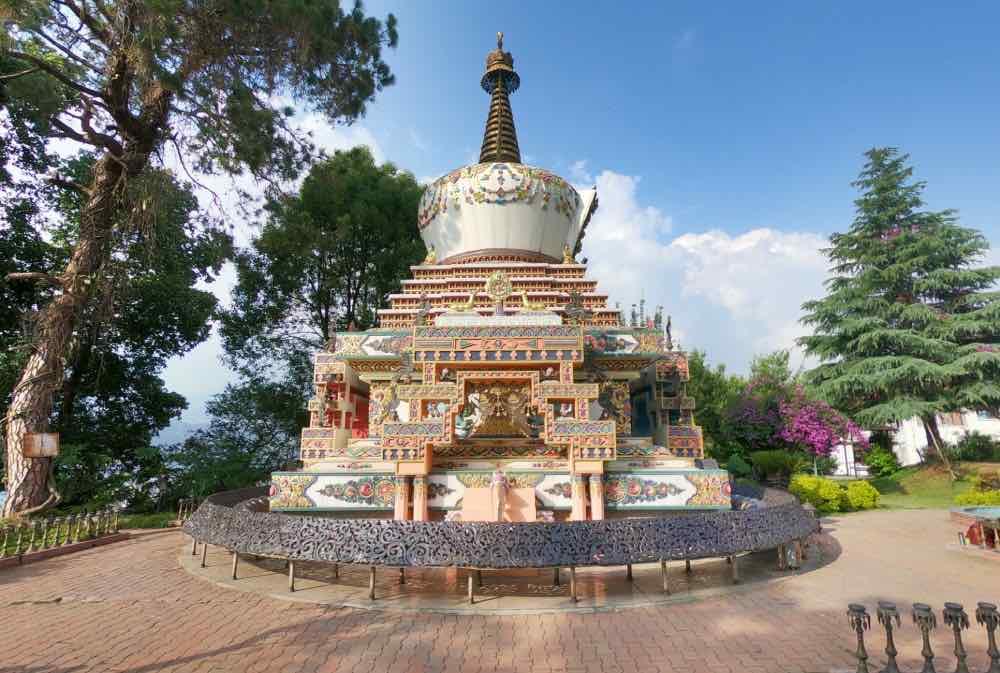Monastère de Kopan à Katmandou