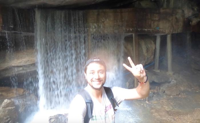 cascade thakhek