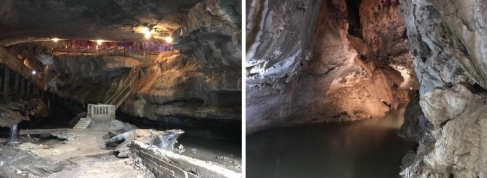 grottes boucle de Thakhek