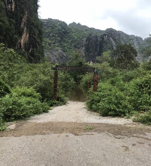 Tham Pha Inh grotte Thakhek