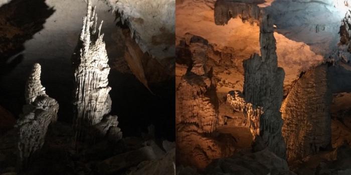 boucle de Thakhek grotte de Kong Lor