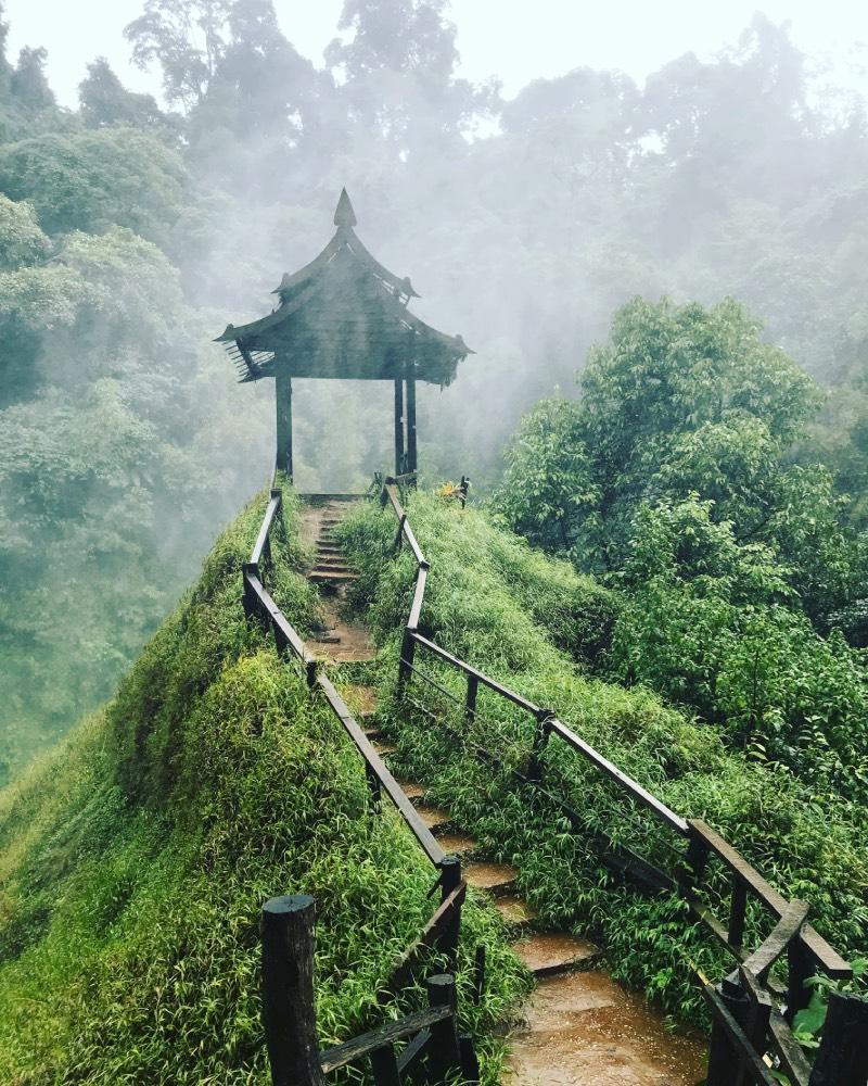paysages laos