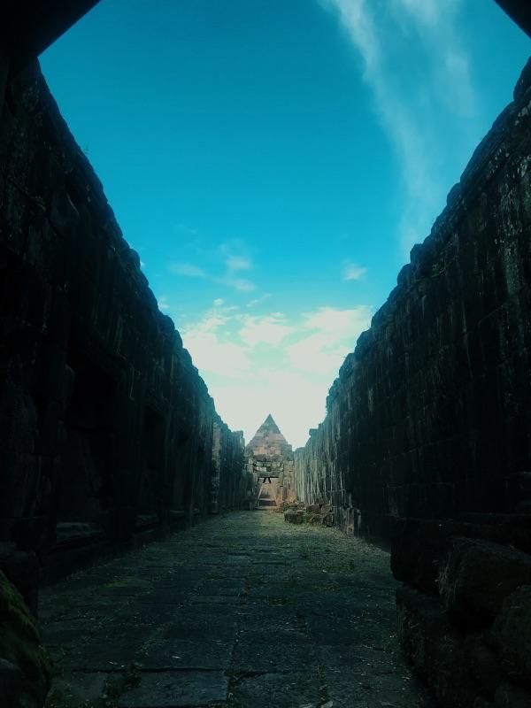 Paksé temple laos vat phou