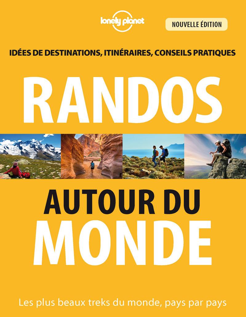 livre randonnées autour du monde