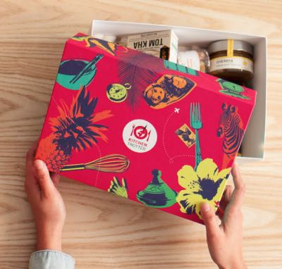 cadeau kit cuisine du monde à offrir pour voyageurs