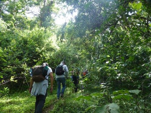 guide randonnée à Arusha