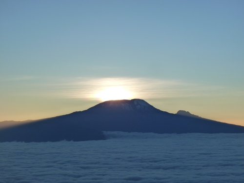 kilimandjaro la nuit