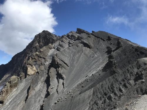sommet Parc National d'Arusha