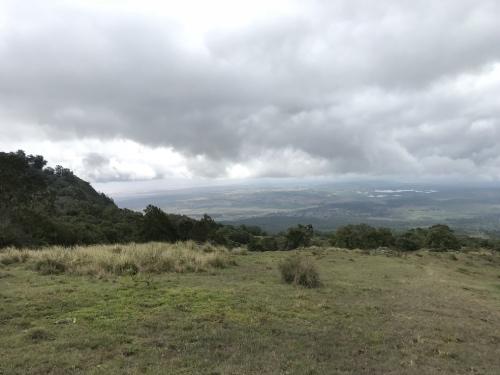 fin du trek ascension Mont Meru
