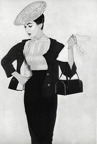Bienen Davis in 1953