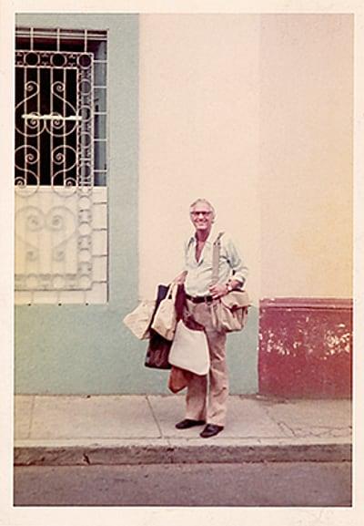 Bienen Davis in 1983