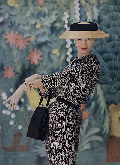 Bienen Davis in 1956