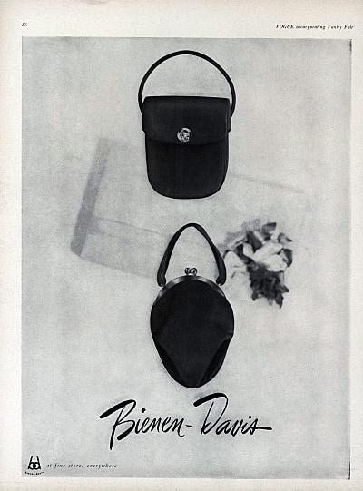 Bienen Davis in 1948