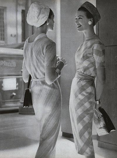 Bienen Davis in 1957