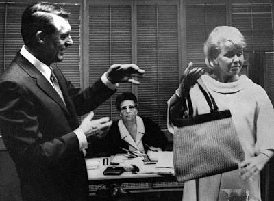 Bienen Davis in 1962