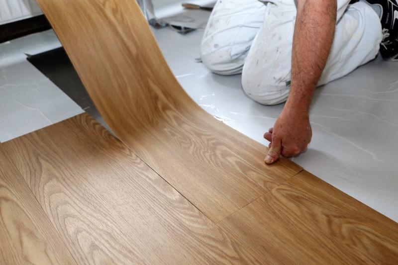 Fabulous Vinylboden verlegen - Kosten & Preise YK62