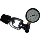 Kontroll manometer Yoke 232 bar (0-400 bar)
