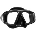 Opera tech black/black silicone maske MARES