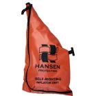 Oppblåsbar vest og selvretter for SeaFish arbeidsdrakt - Hansen Protection