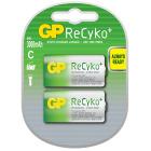 C-cell 1,2V 3000mAh Oppladbart GP Recyko (2 pk)