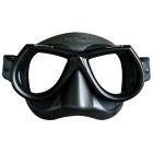 Star Liquid skin (BXBK GR) sort/grå fridykkermaske fra Mares