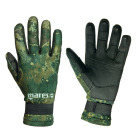 Hansker 2mm 5-finger (Camo Green) Amara (S-XL) Mares