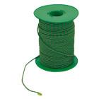 Line, Nylon tau Bi Colour (100 m) 2 mm harpunline (grønn & rødt&gult) NYLON Mares