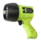UK C4 eLED L2 (575 lm) lykt m/Pistol Grip og batterier