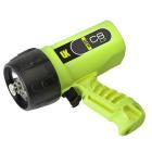 UK C8 eLED L2 (900 lm) (Ass fareger) dykkelykt (900 lm) m/batterier