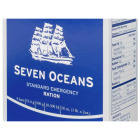 Seven Oceans Standard Emergency rations 500g pack
