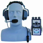 OTS MK-7 BuddyLine Portable two diver air intercom (4 wire only)(w/THB-7A headset w/boom mic).