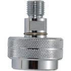 Adapter W21.8x14 Innv. Svivel (O2) - 1/4in Male BSP