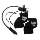 OTS Comms kit for Interspiro AGA FFM w/HotMic - HiUse (EMA-2)