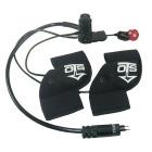 OTS Comms kit for KirbyMorgan M-48, w/HotMic - HiUse (EMD-2)