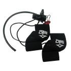 OTS Comms kit for Interspiro AGA FFM w/HotMic - Bare wire