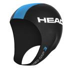 Neo swim cap (Ass farger & størrelser) stripe på sort hette - HEAD
