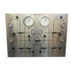 AL Dykkerpanel for  2 dykkere m/Tescom reg. mod 44-1300 serie