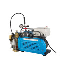 Bauer Junior II - 100ltr/min - Breathing air compressor