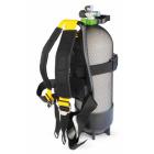 Back Pack DeLux - Justerbare skulderstropper