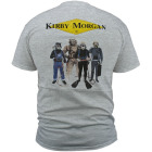 4 Diver Ash (M) T-shirt Kirby Morgan
