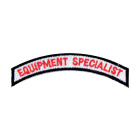 Tøymerke - Equipment Specialist - PADI