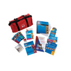 EFR Instructor Start-Up Pack with DVD's, Kurs boks, exams,bag etc - EFR materiell